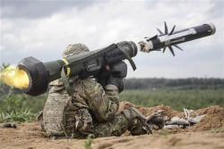 В Украине провели первые пуски Javelin