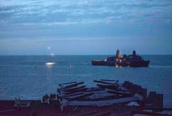 "Thai navy boards cabin of fugitive ""seasteaders"""