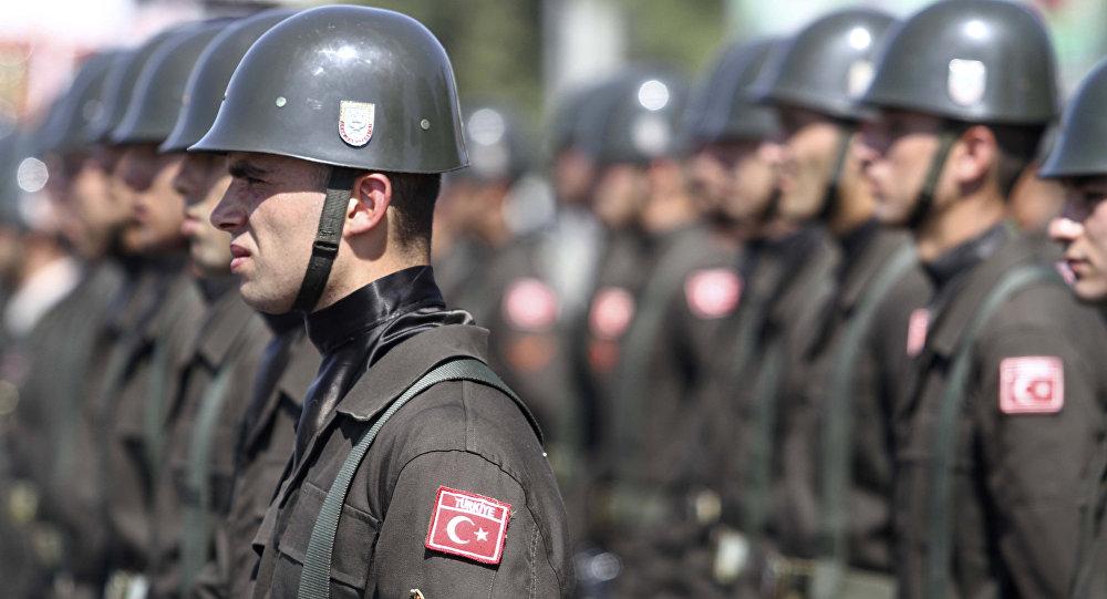 Массовое отравление военнослужащих в Турции