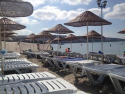 Türkiyə sahillərində dənizin səviyyəsi metr endi