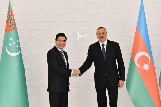 Bakı və Aşqabadın tarixi anlaşması: dostluq əhdi...