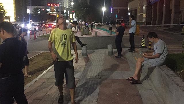 Çində 6.4 bal gücündə zəlzələ oldu