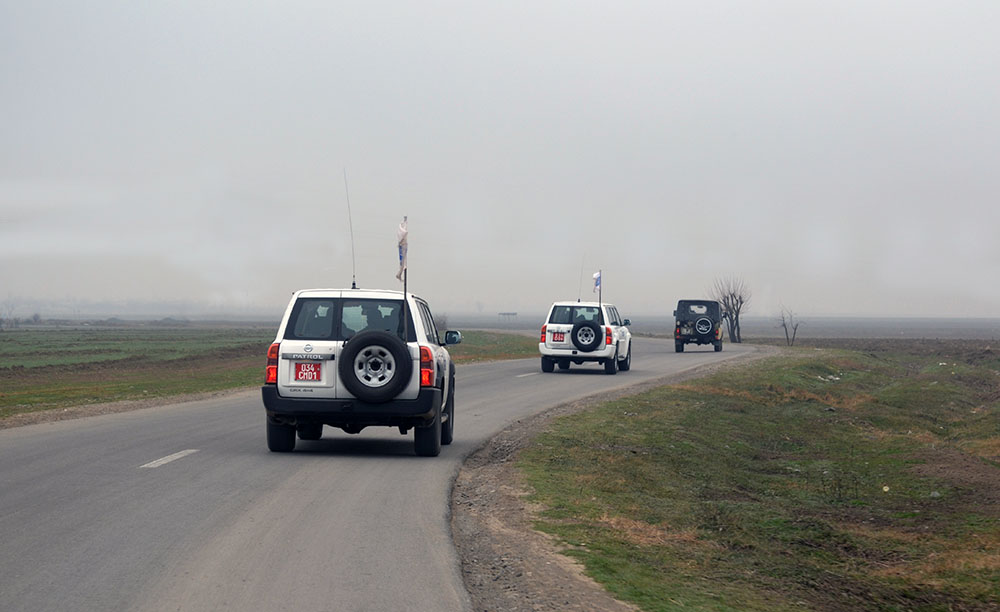 На границе будет проведен очередной мониторинг