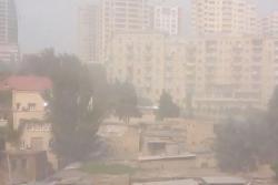 Bakıda toz dumanı iki gün davam edəcək - Nazirlik