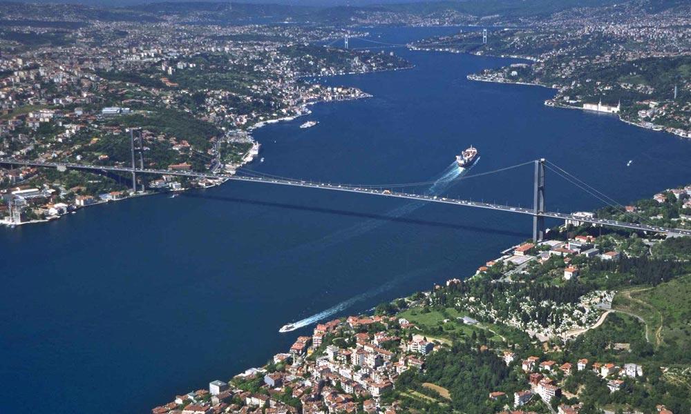 Мост «Павших 15 июля» в Стамбуле закрыт