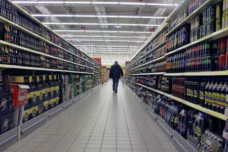 Azərbaycan içki ixracını iki dəfə azaltdı
