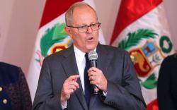Peru's president defies opposition ultimatum to resign