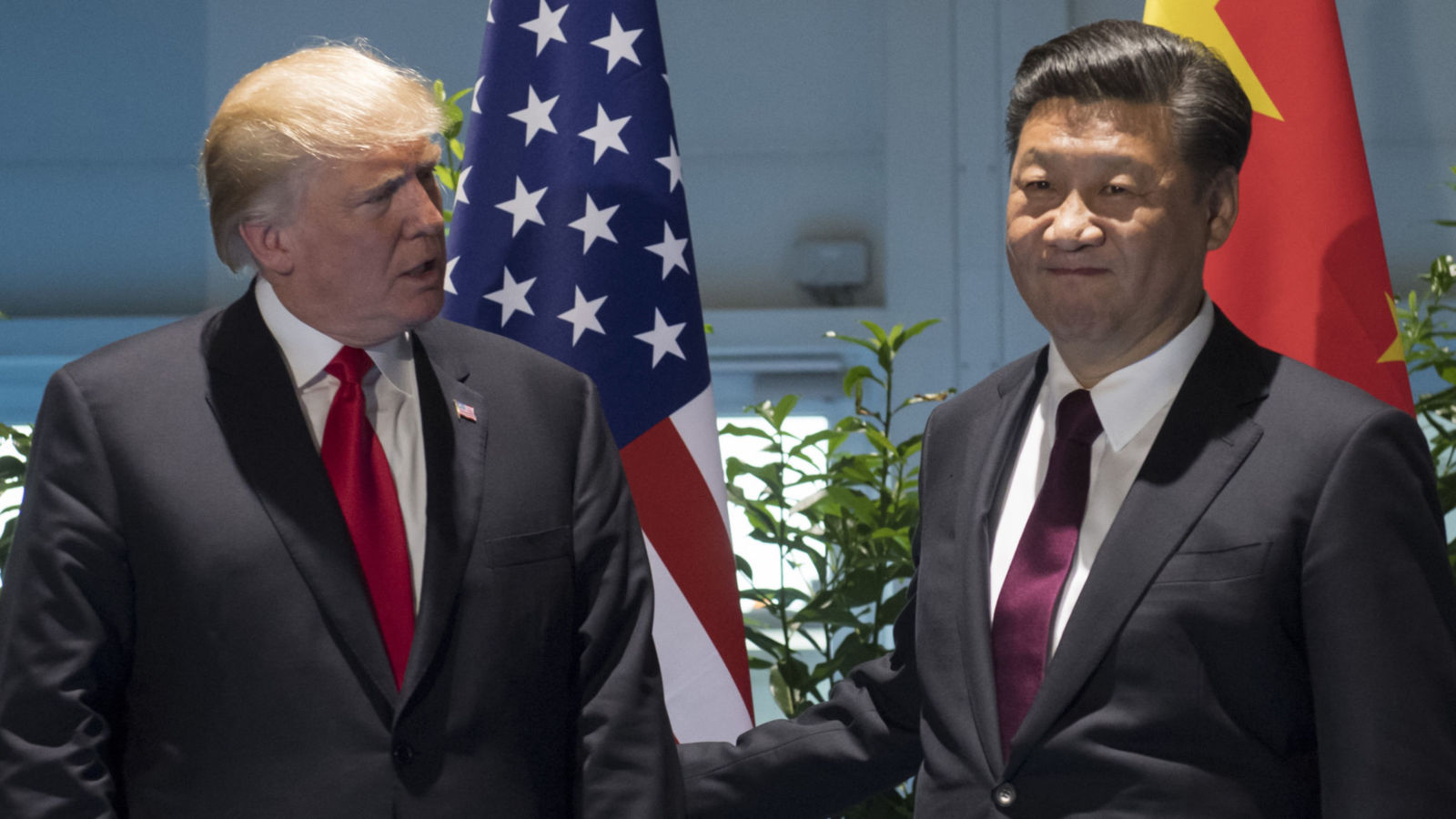 Çin ÜST-ü müdafiə etdi - Trampa ismarış