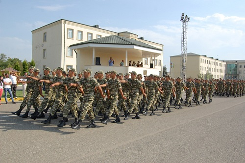 Azerbaijani reservists were called up to the army