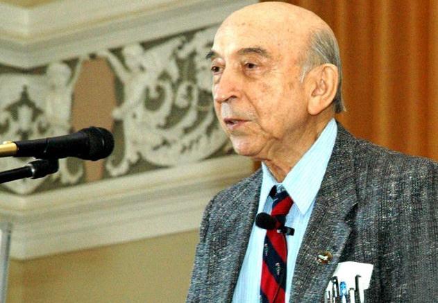 Creator of Fuzzy Logic, Azerbaijani Lotfi Zadeh