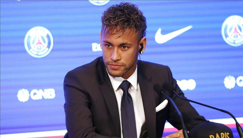 The arrival of Neymar could affect Ansu Fati