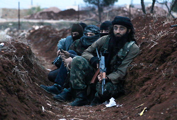 «Ан-Нусра» наступает на погранпереходы с Турцией