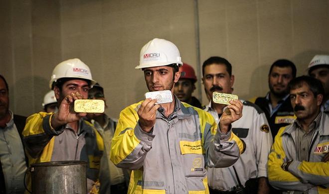 قیزیل معدنی باغلاندی: یوزلرله آذربایجانلی ایشسیز قالدی
