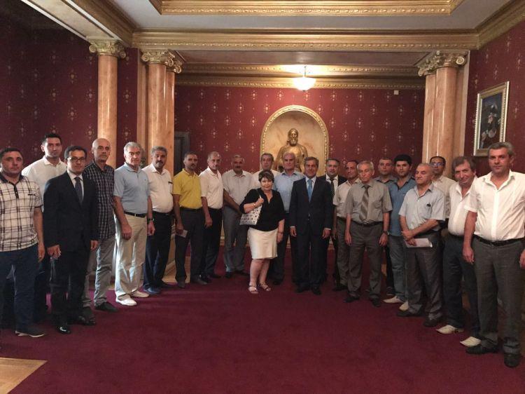 Nazim İbrahimov yenidən prezident seçildi