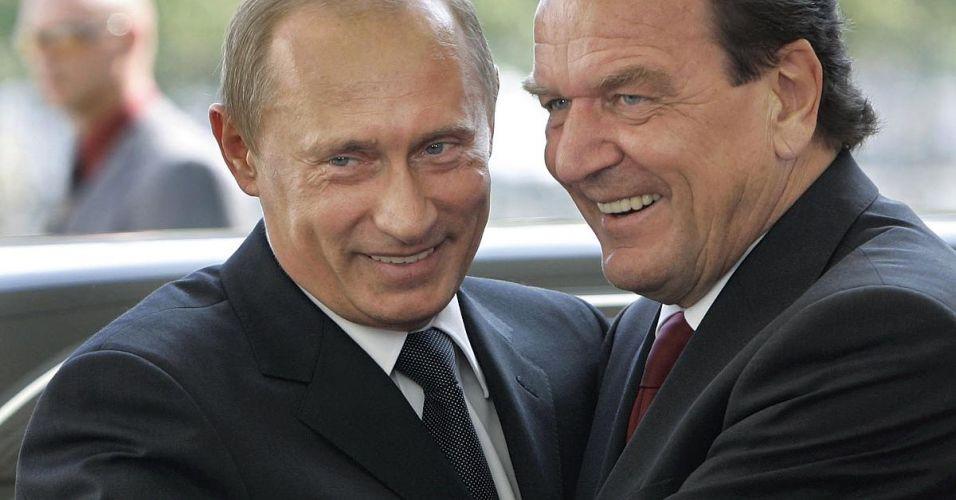 Путинский немец не хочет жить на зарплату