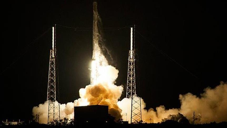 Россия вывела на орбиту новый военный спутник