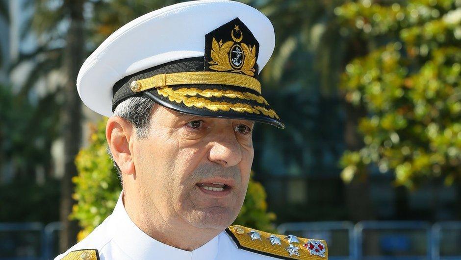 Командующий ВМС Турции подал в отставку
