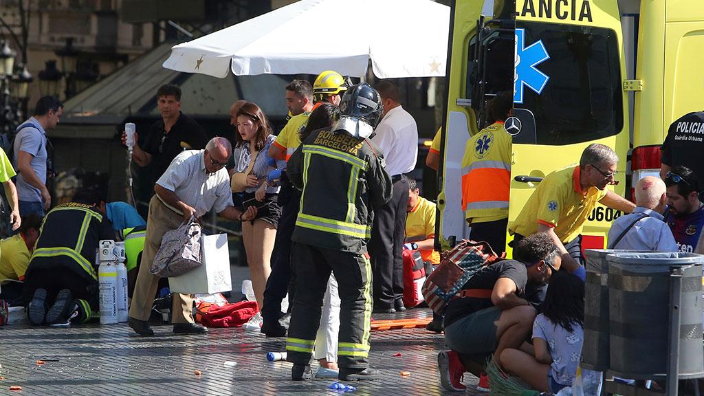 Теракты в Камбрильсе, Альканаре и Барселоне связаны