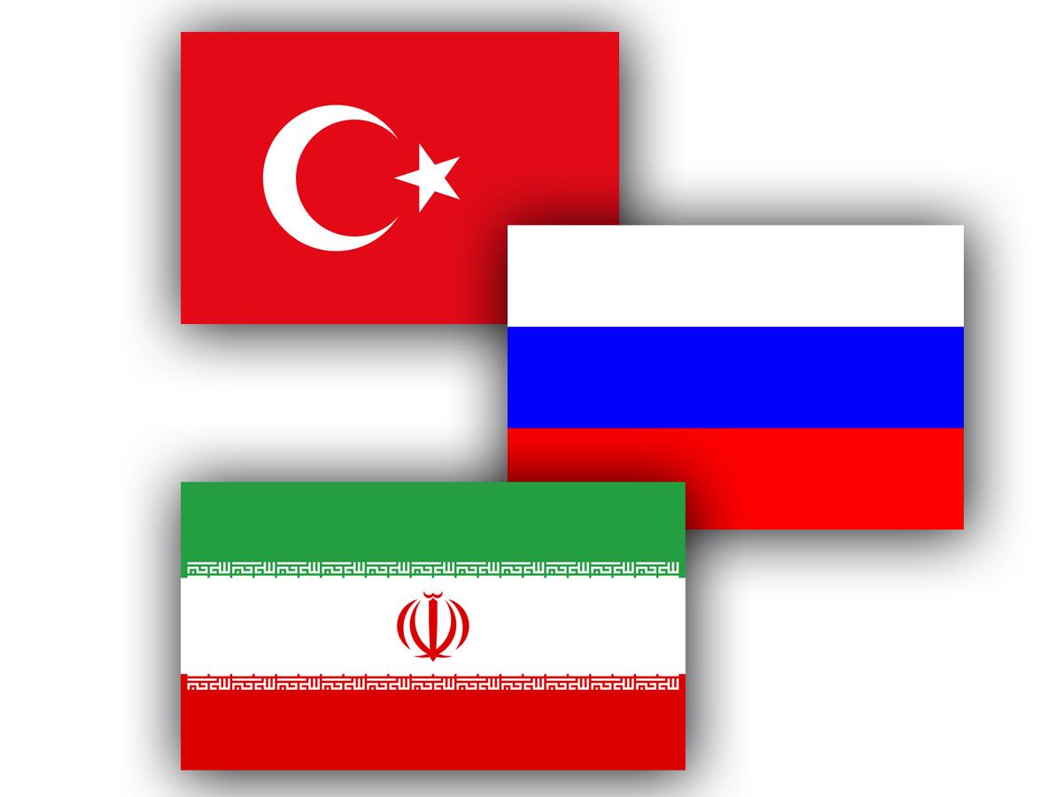 Турция, Россия и Иран идут на Идлиб