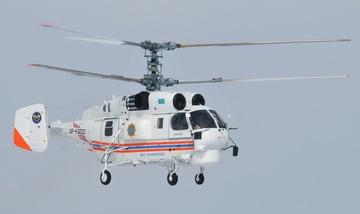 """Российские Ка-32 """"улетают"""" в Турцию"""