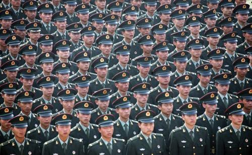 В Китае уволили командующих всех 13 армий СП