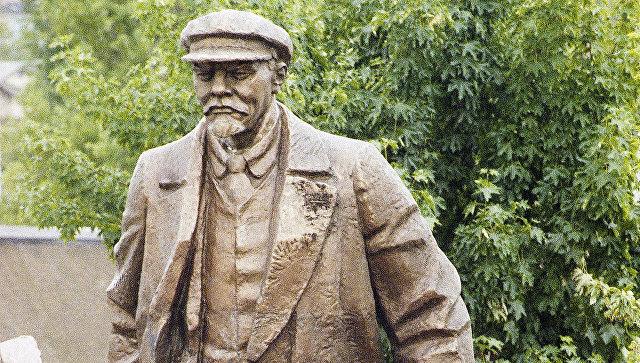 В Сиэтле сносят Ленина