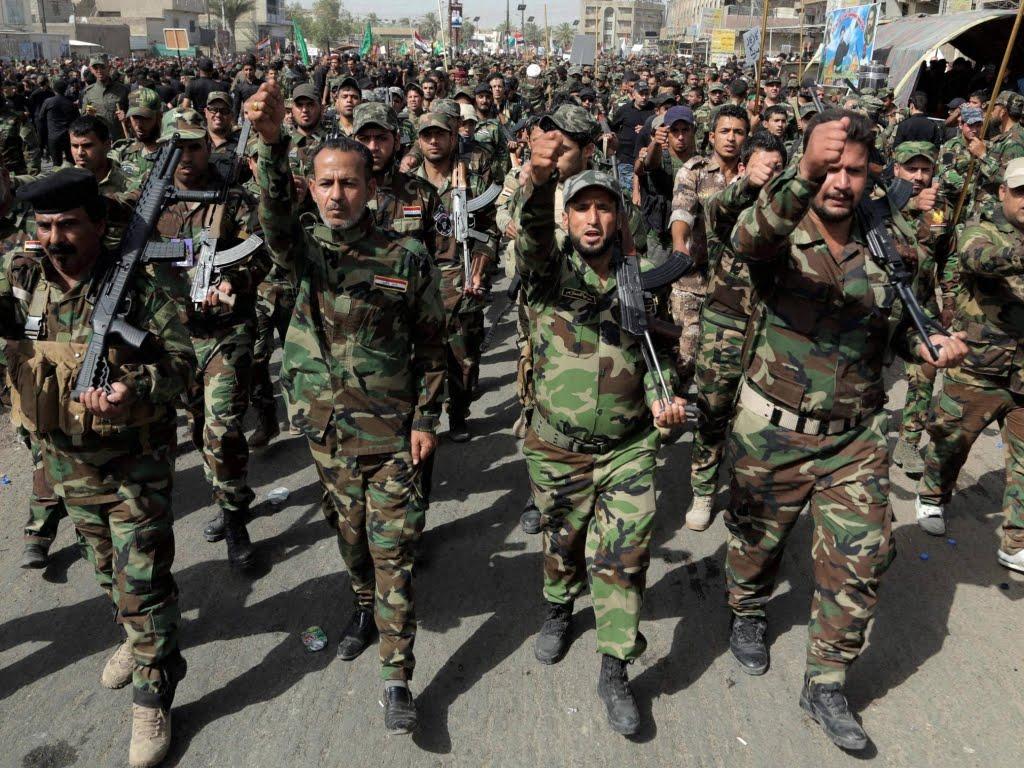 Боевики ИГ сдаются «Хезболле»