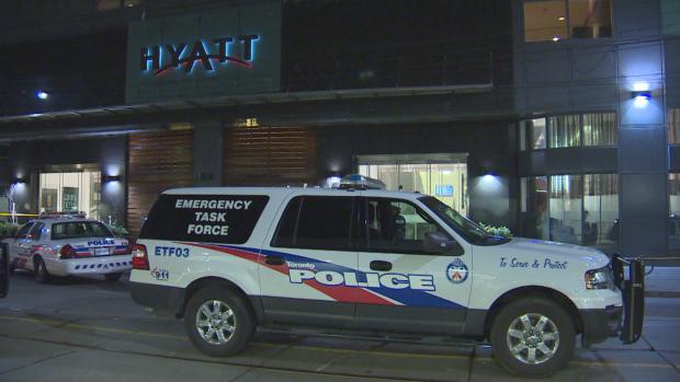 Стрельба в отеле в Торонто: пострадали двое
