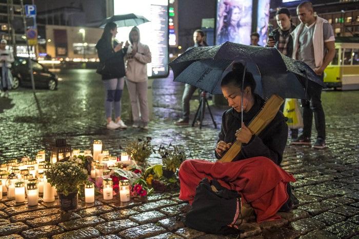 Число раненых в теракте в Турку выросло до десяти