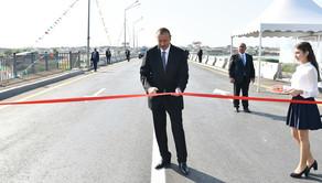 Начался визит Президента в Шамкир - Хроника