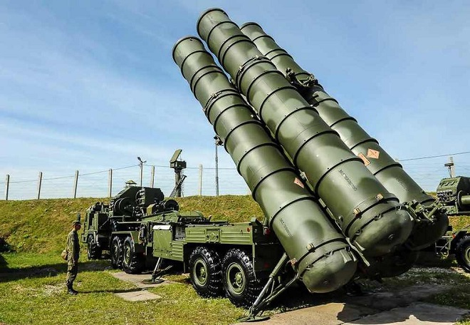 Russia's S-500 also surprised China