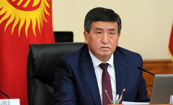 Kyrgyzstan's prime minister resigns