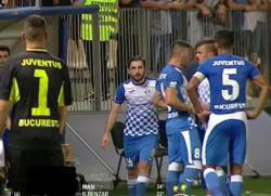 Futbolçu karantin qadağasını pozduğu üçün həbs edildi