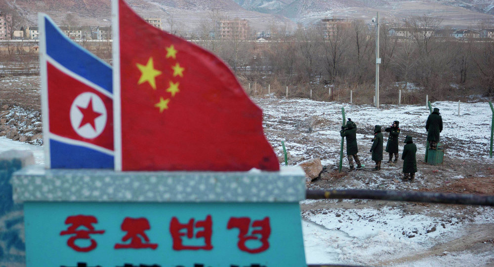 China to limit export of oil products to North Korea