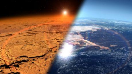 NASA создаст на Марсе земную атмосферу
