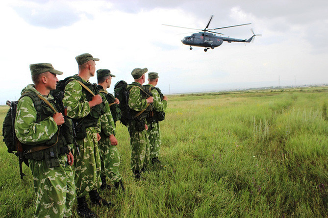 Rusiya: MDB-də 4 böyük təlim keçiriləcək