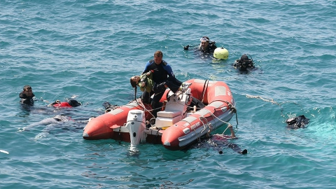 В Бразилии затонула лодка с 70 пассажирами