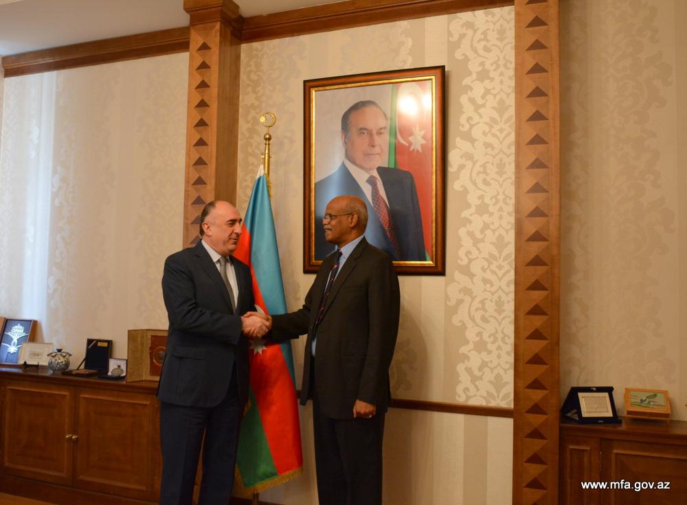 Mohamed al-Haq completes diplomatic tenure in Azerbaijan