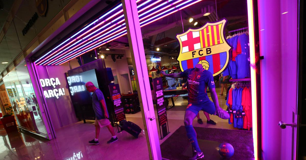 """Хакеры взломали социальные сети """"Барселоны"""""""