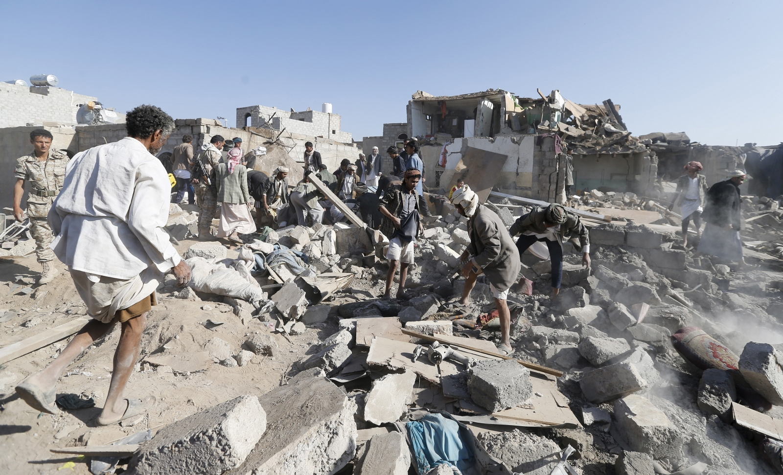 Saudi Arabia announces Yemen cease-fire amid pandemic