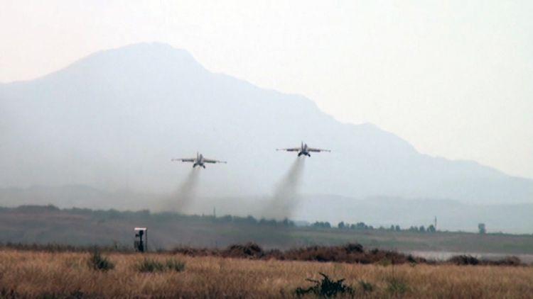 Ermənistanın Su-25 təyyarəsi vurulub? - Rəsmi açıqlama