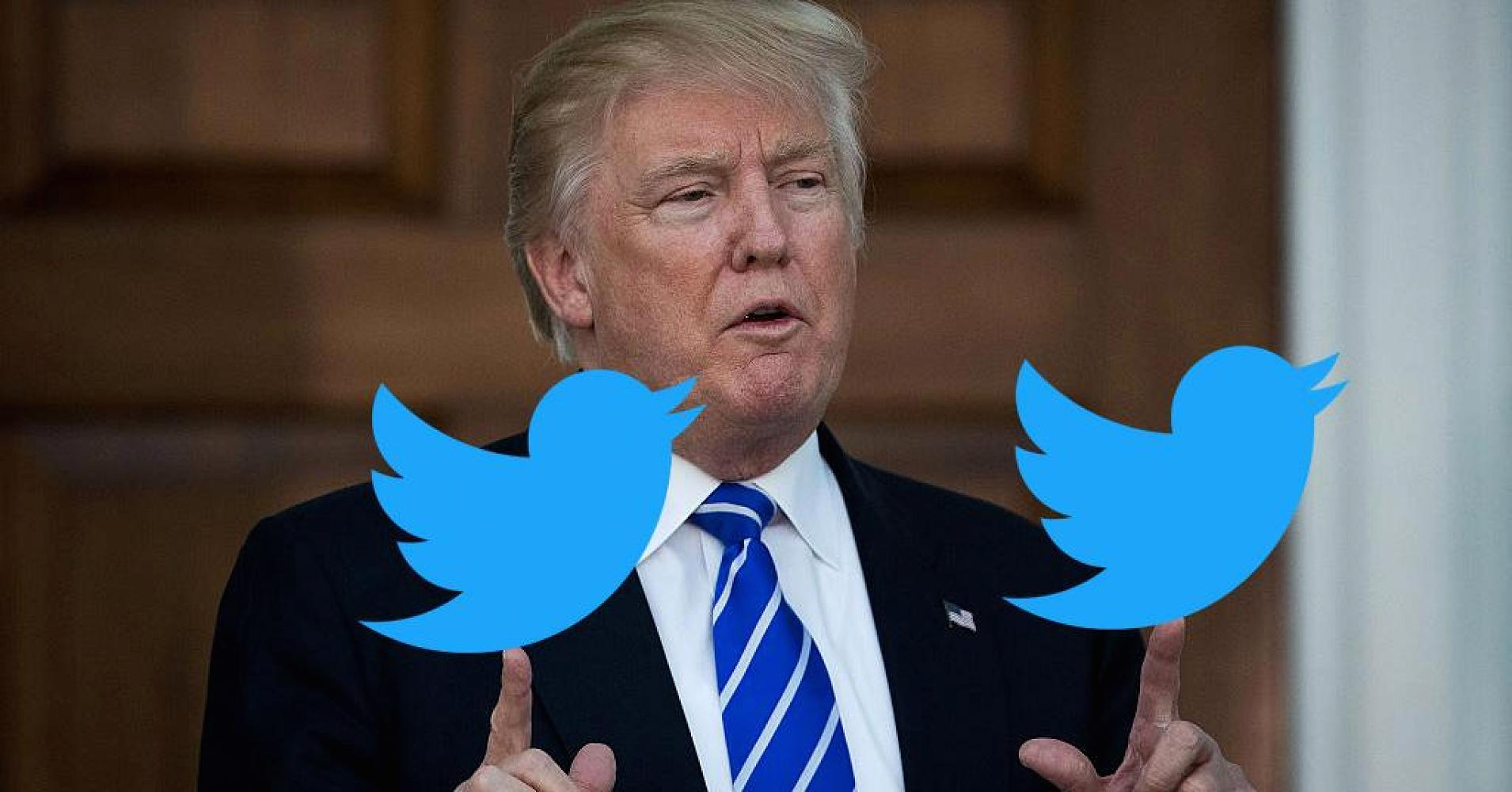 Twitter gains more users, Trump renews the attack