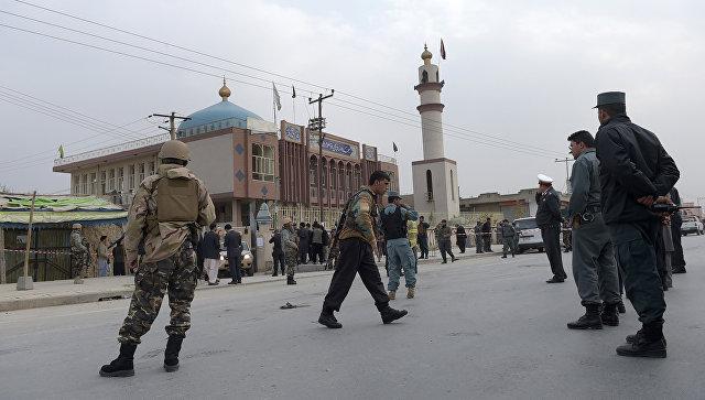 В Кабуле в день выборов прогремели три взрыва