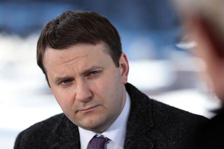 Министр экономразвития России едет в Баку