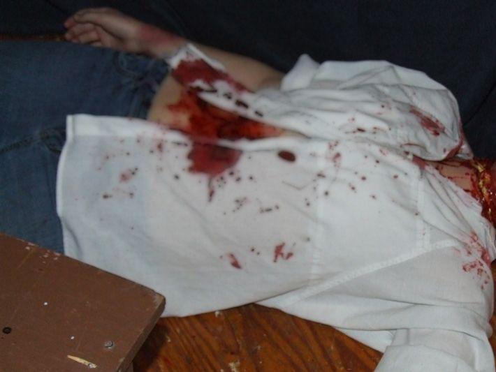 Nənəsi və bibisini öldürən saxlanıldı