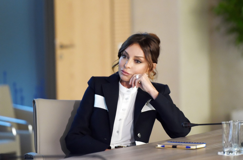 Great God, always protect Azerbaijan! - Mehriban Aliyeva