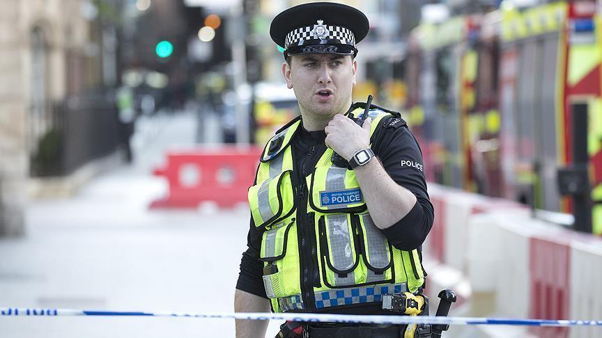 Неизвестный открыл стрельбу в Лондоне