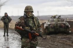 Donbasda gərginlik: 1 separatçı öldürüldü