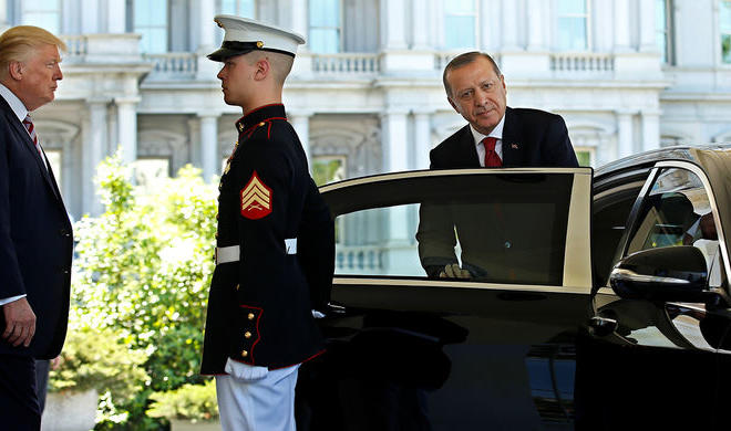 Трамп: уступок Турции не будет