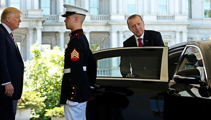 Türkiyədən Trampa qarşı sərt bəyanat: Planın öldü...
